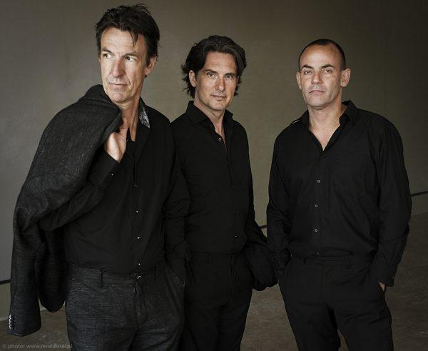 Eurpean jazz trio-