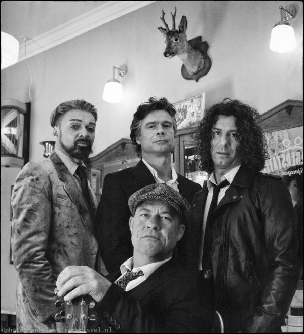Jan Kanis band-