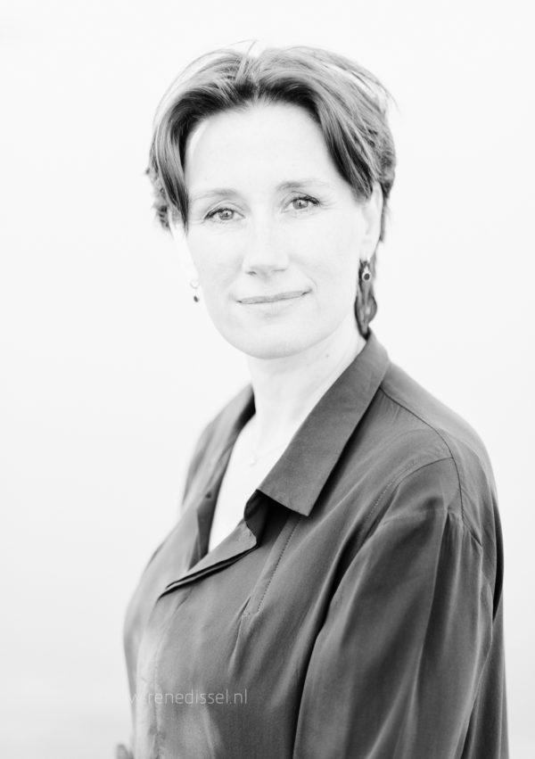 Annemieke Vermeire bw portret-